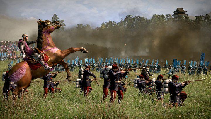 Total War: Shogun 2 hits Mac in spring - http://videogamedemons.com/total-war-shogun-2-hits-mac-in-spring/