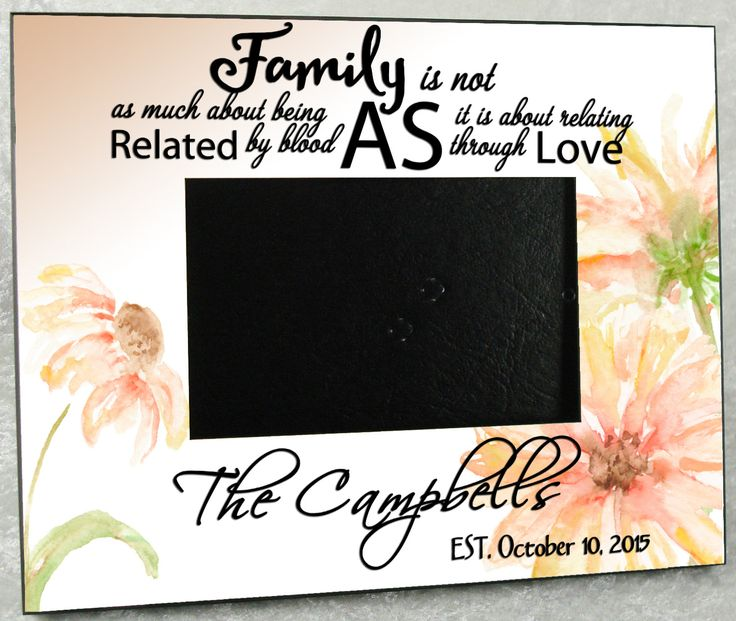 15 best Personalized Wedding Frames images on Pinterest ...