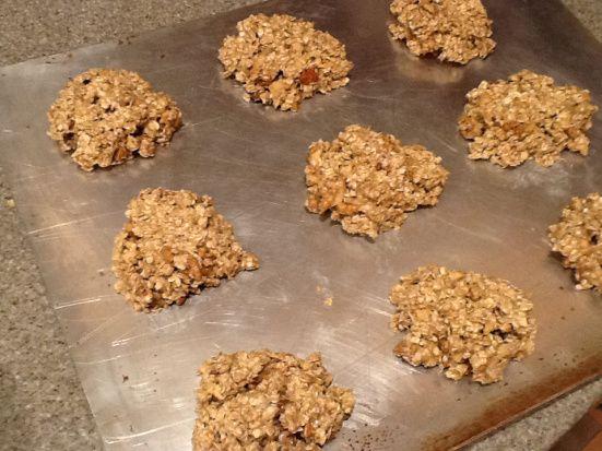 breakfast cookies by Shauna Niequist