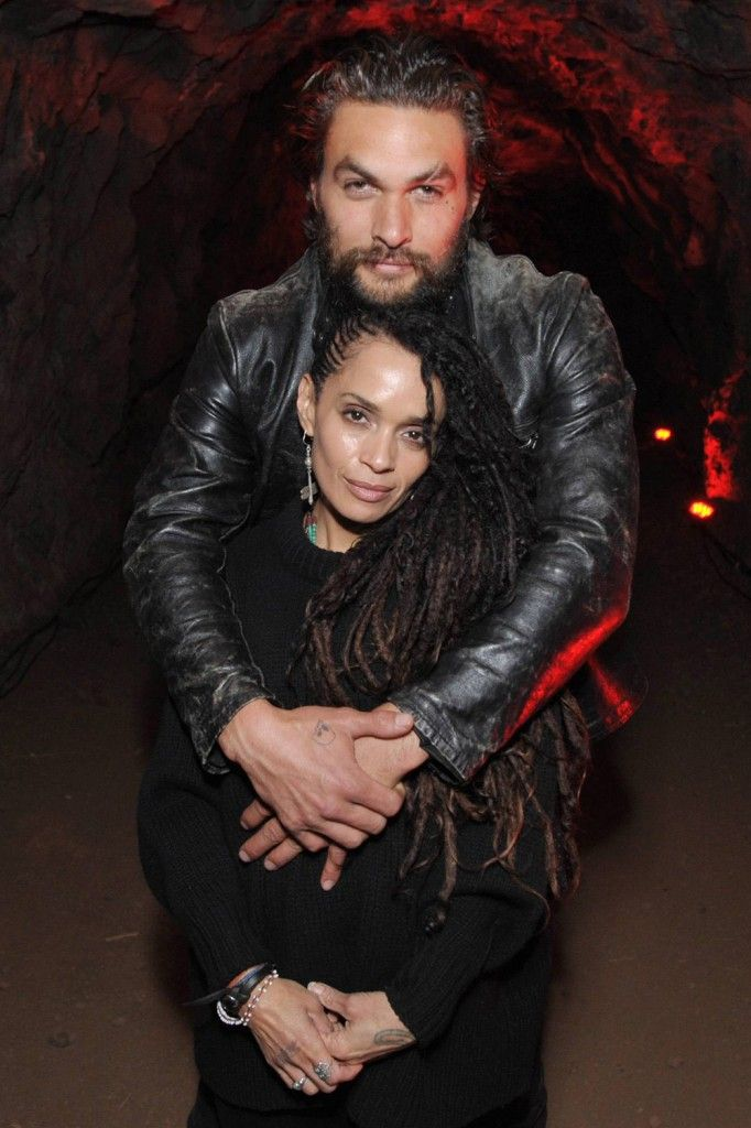 手机壳定制outlet coupons printable   What a cute couple  Denise Huxtable and Khal Drogo  Jason Momoa and Lisa Bonet