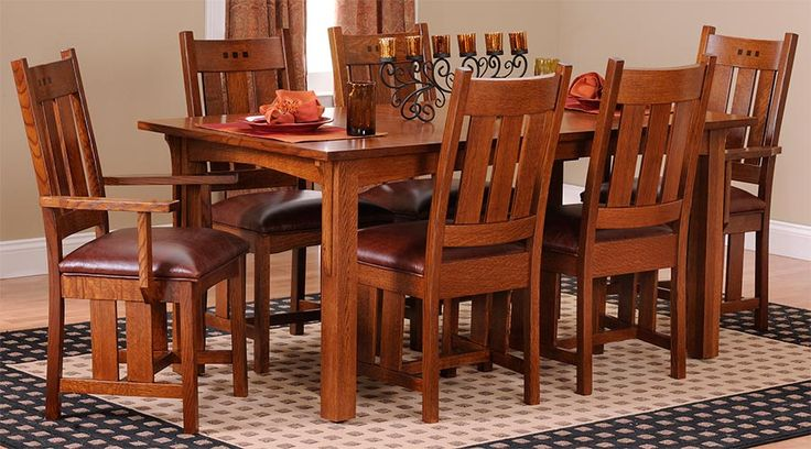 Al's Woodcraft's Tree Crowns Amish Furniture - Made in the USA!