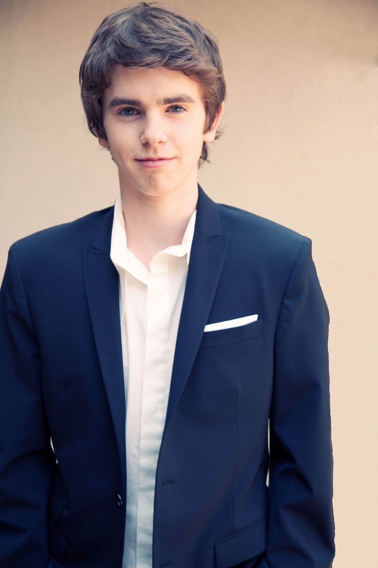 Freddie Highmore's LATF photo shoot by Jeff Carrillo  Visit our daily website: www.latfusa.com