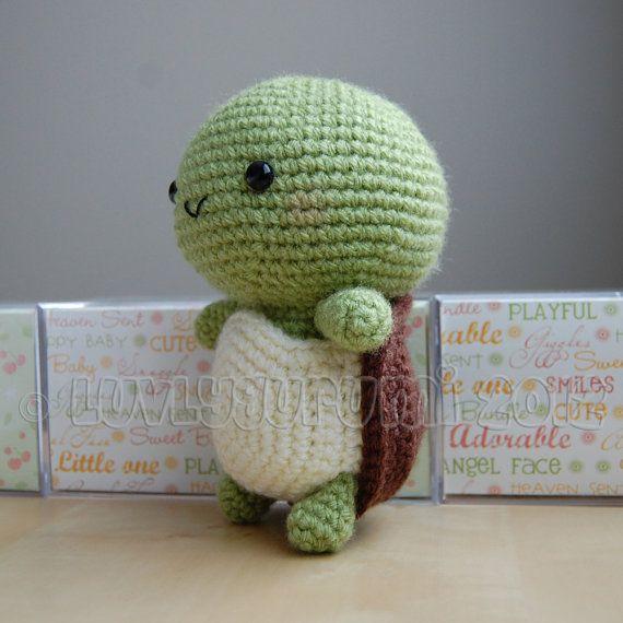 love these crochet animals!!!!