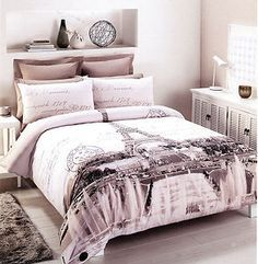 Image result for paris themed teen room