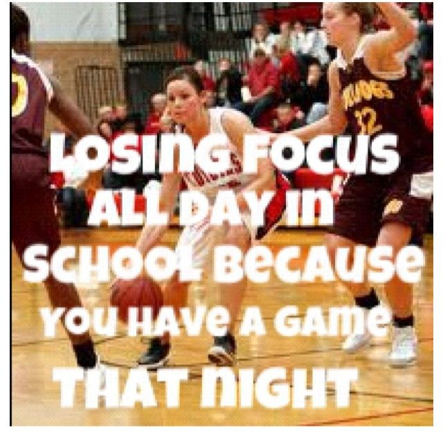 Truth! All me! basketball life