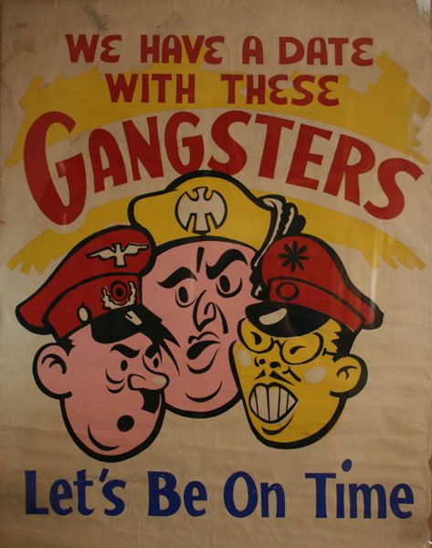 """""""...a date with these gangsters"""""""