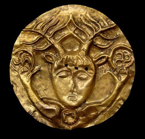 Celtic - La Tene Culture, 1st century BC.