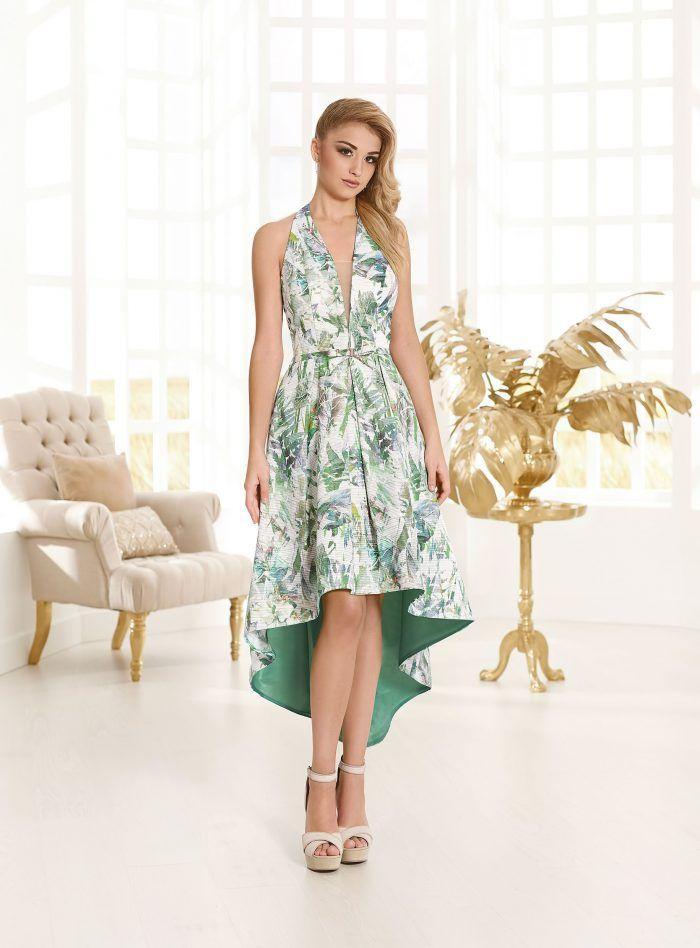 Vestidos elegantes de dia 2019
