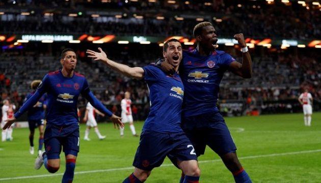 Este miércoles, los Diablos Rojos vencieron 2-0 alAjax de Holandapara consagrarse campeón de laEuropa League, el único título que le faltaba a su palmarés – Estocolmo, Suecia, 24 de mayo ...
