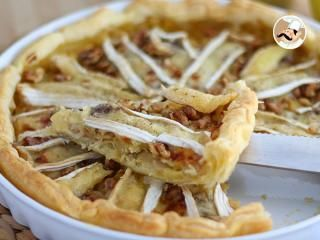 Tartaleta de camembert y manzana, Foto 3