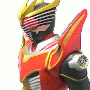 Soft Vinyl Figure Kamen Rider Ryuki Survive