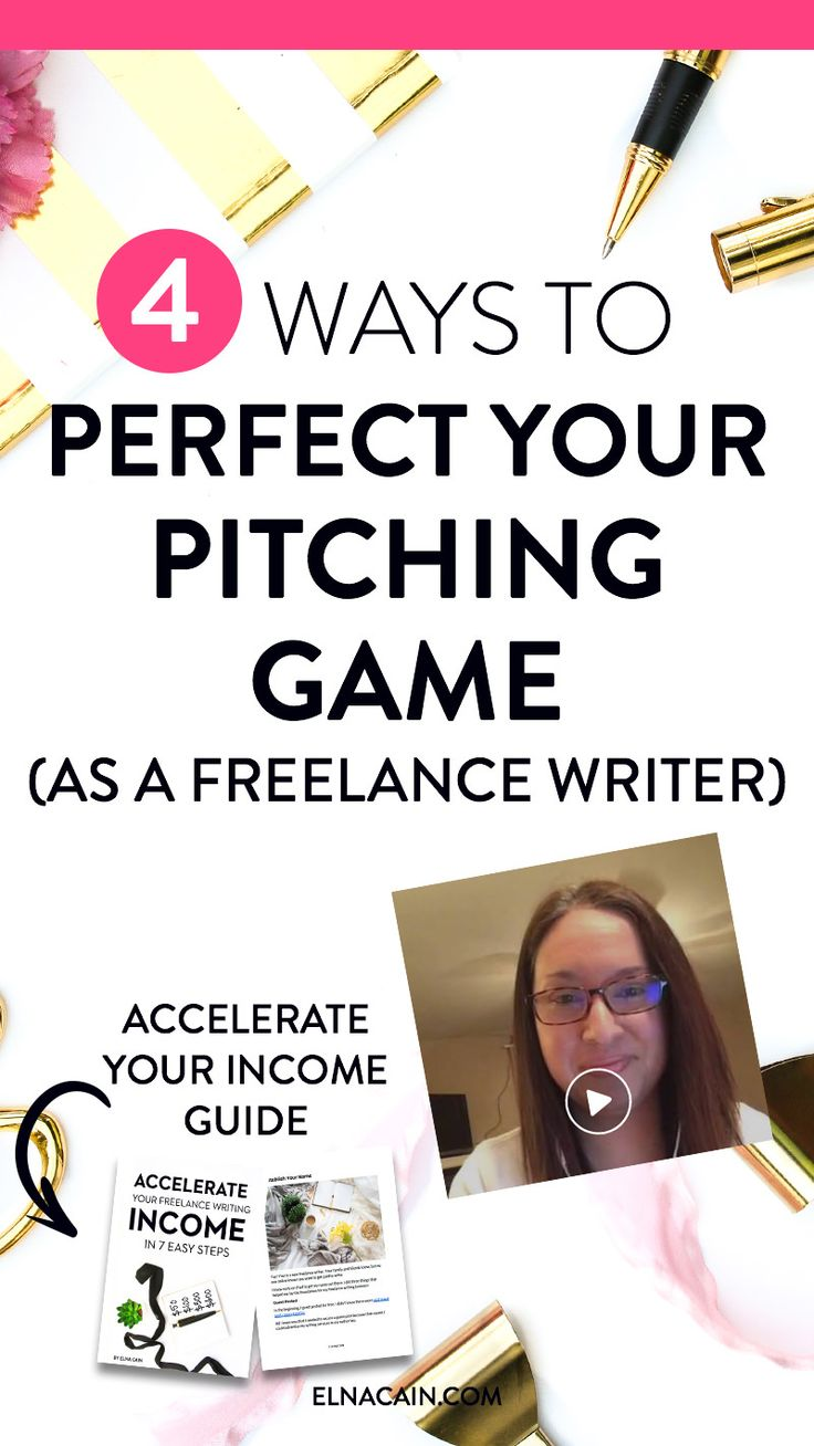 17 best ideas about online writing jobs writing 4 ways to perfect your pitching game as a lance writer video