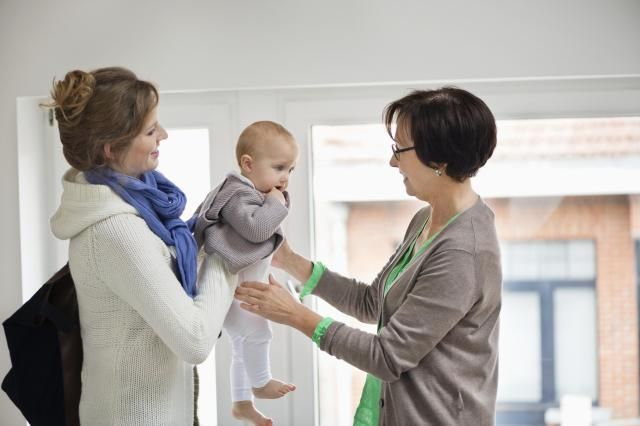 Taking Your Baby to Daycare: What to Pack