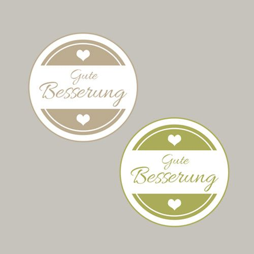 Gute Besserung, Kreis, Stampin´Up! Stempeln, Craft, basteln, stampin https://www.facebook.com/Colorspell