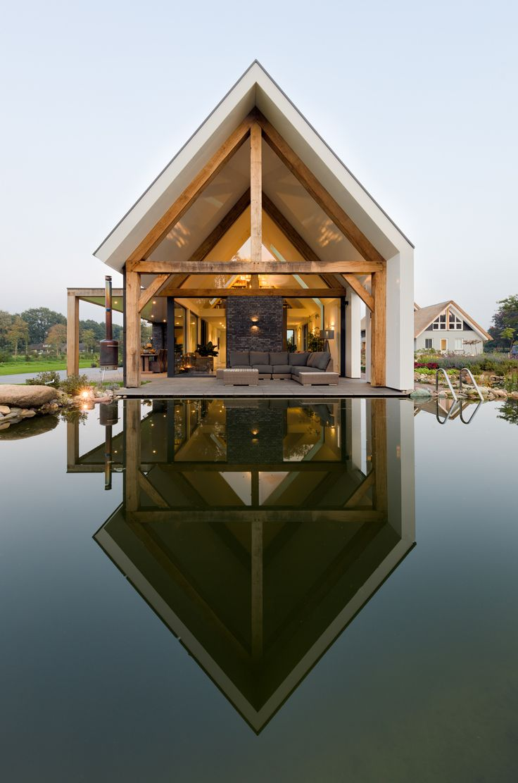 Moderne schuurwoning te Dalfsen   Korfker Architecten