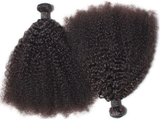 Mongolian Afro Kinky Hair Weft thefvblane.com