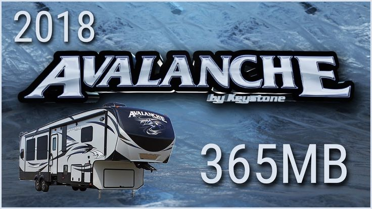 2018 Keystone Avalanche 365MB Fifth Wheel RV For Sale TerryTown RV Superstore Check out 2018 Avalanche 365MB now at http://ift.tt/2wLDzmr or call TerryTown RV today at 616-426-6407!  Youll get bowled over by this premium 2018 Avalanche 365MB fifth wheel from TerryTown RV in Grand Rapids MI!  This 40 fifth wheel is wrapped in a deluxe graphics package and has four slide-out rooms for abundant square footage. The high-gloss fiberglass front cap features Max Turn technology and a hitch assist…
