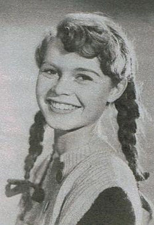 Brigitte Bardot age 14 | When They Were Young | Pinterest