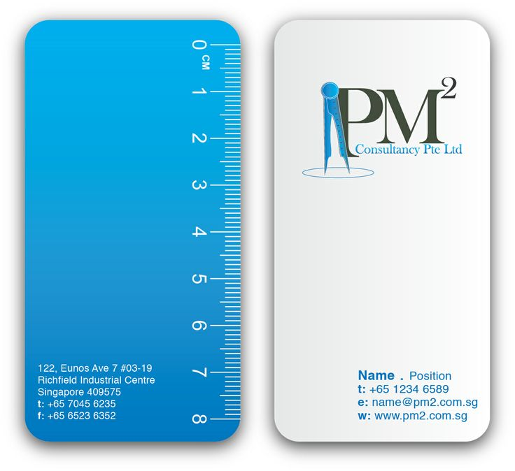 PM2 Namecard Design