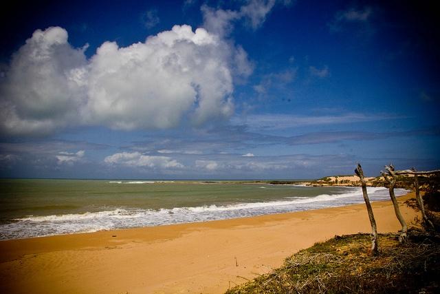 Taroa Beach, Punta Gallinas, Colombia