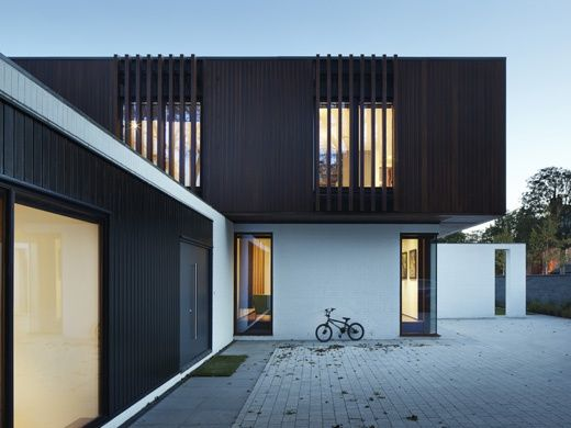 120 best Haus images on Pinterest | Architecture, Facades and House