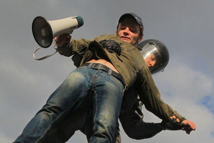 Марш несогласных « Короткие репортажи « Фотографии « Александр Петросян