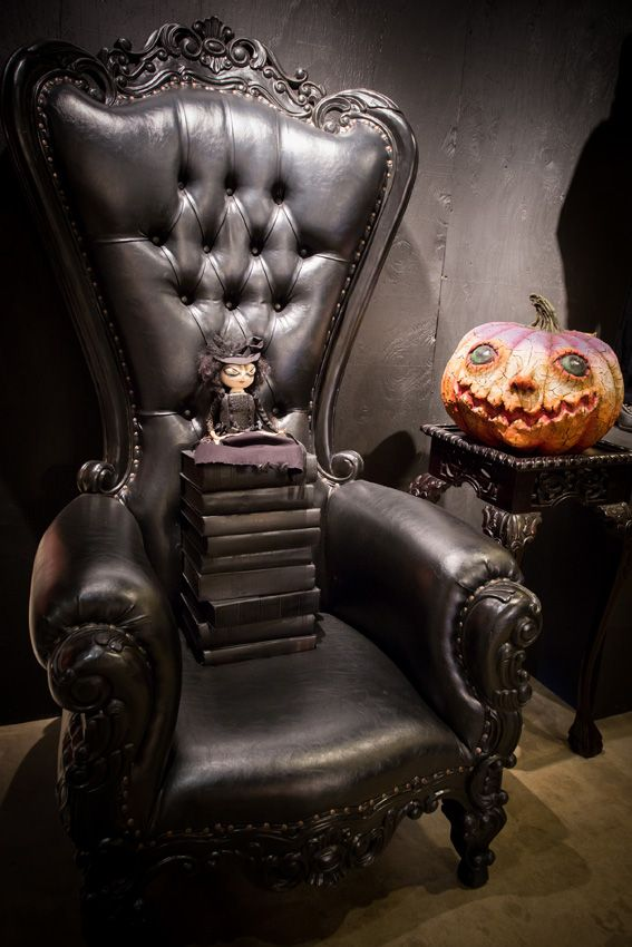 17 Best images about fauteuil en cuir chic on Pinterest Baroque - halloween club decorations