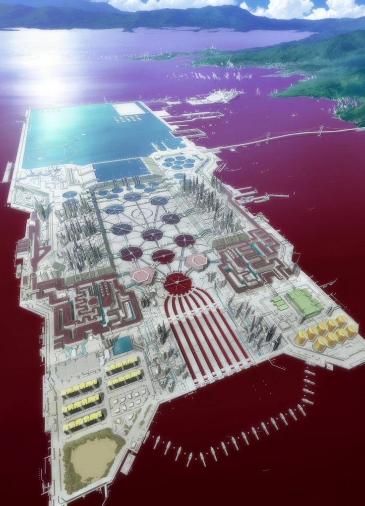Evangelion: 2.22 You Can (Not) Advance. Directed by Kazuya Tsurumaki and Masayuki, and written by Hideaki Anno. Created by Studio Khara. Evangelion: 2.22