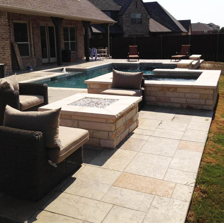 Straight line pools dallas fort worth backyard and pool for Pool design dallas texas