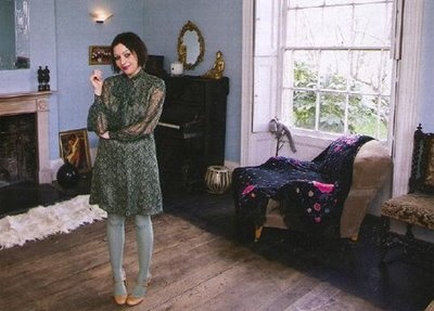 Pearl Lowe and all her houses