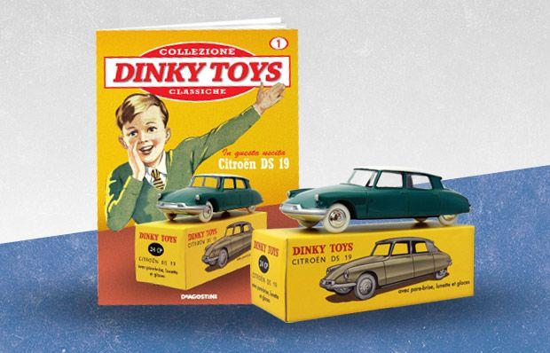 Dinky Toys Collection – De Agostini