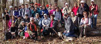 The Louisiana Hiking Club