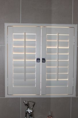 Bathroom shutters - ensuring your privacy when you need it