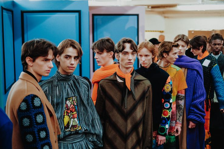 A photo diary of the fall/winter 2017 collections that were presented in London this weekend.