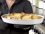 Breakfast Bread Pudding: Breakfast Breads Puddings, Sweet Breads, Breakfast Bread Puddings, Barefoot Contessa, Breads Puddings Recipe, The Food Network, Ina Garten, Breakfast Recipe, Baking French Toast