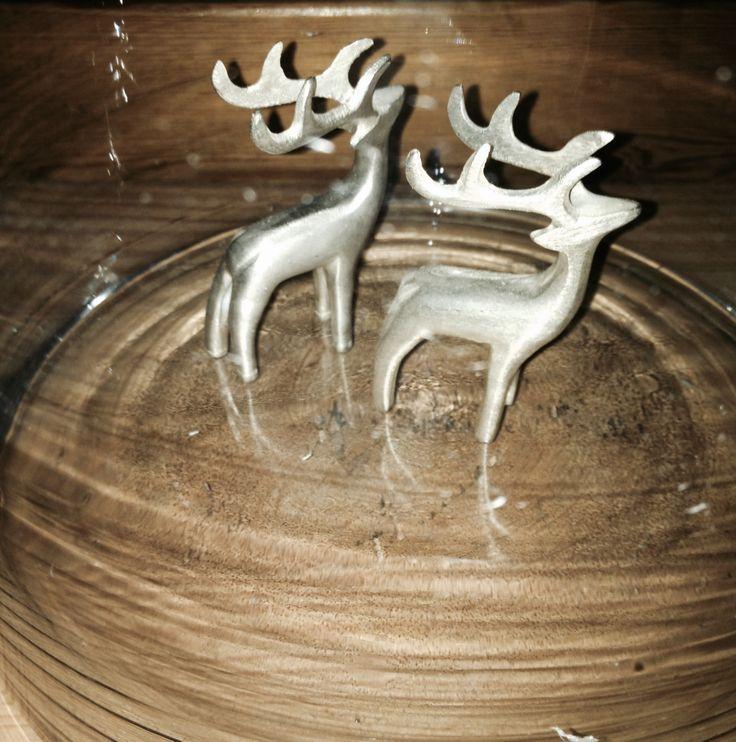 Reindeers - porot - made by Pentik