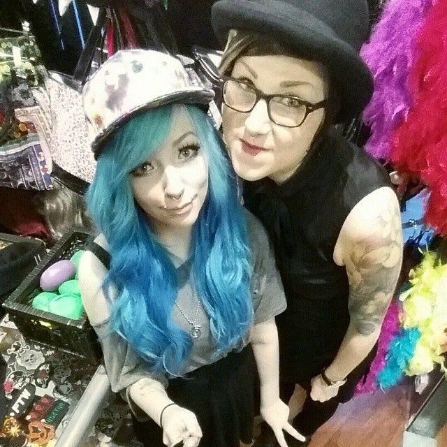 Hats ♡ #hat #snapback #cap #bowler #galaxy #bluehair #turquoisehair #mermaidhair #ombrehair #hairextensions #curlyhair #vintagehair #pixiehair #tattoo #tattooedgirls #ink #inkedgirls #piercings #piercedgirls #septum #angelbites #selfiestick #cybershop #cybershopkamppi #kamppi