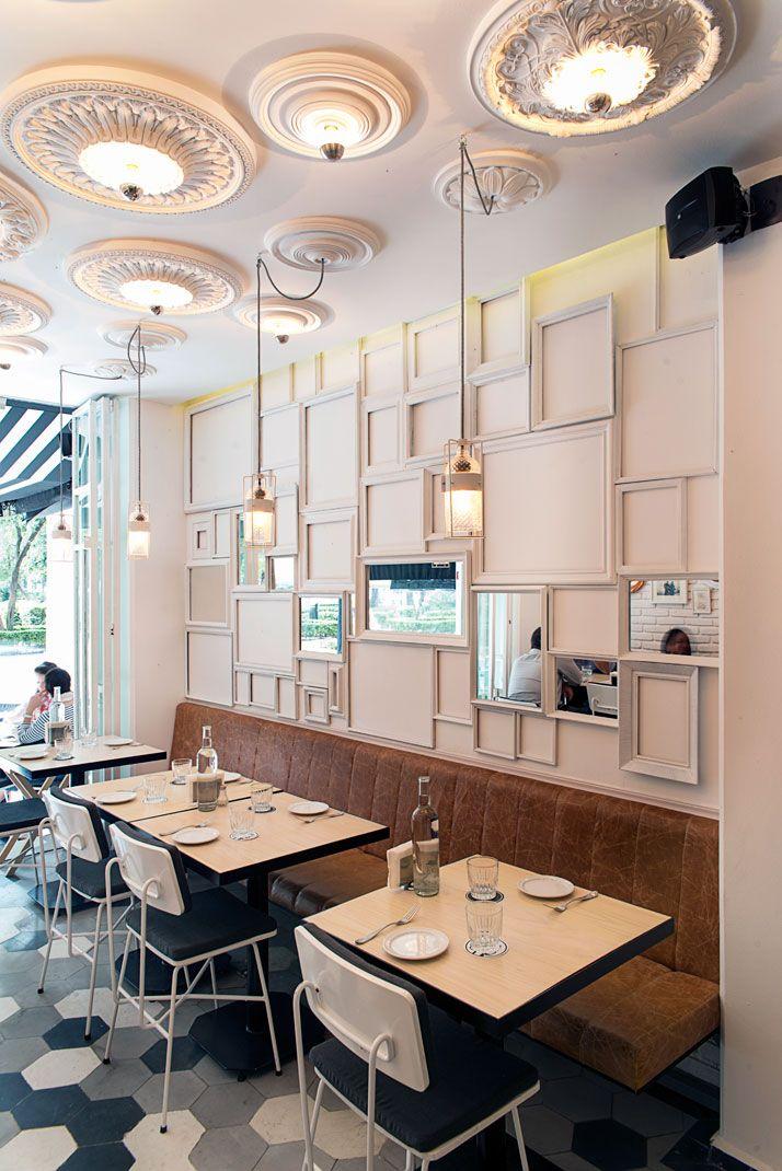 #inspiration #interiordesign #luxury #restaurant #decoration