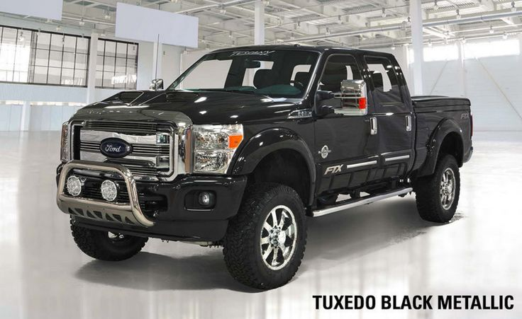 Ford F-150 and F-250 FTX. http://harrisonftrucks.com.au/tuscany-ftx/ and/or http://drivetuscany ...
