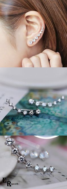7 Stars Earrings