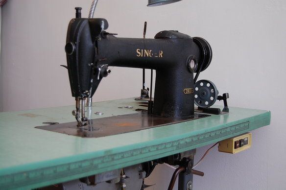 Loading HELP ITEMS Pinterest Sewing Industrial And Singer Classy Industrial Sewing Machine Portland