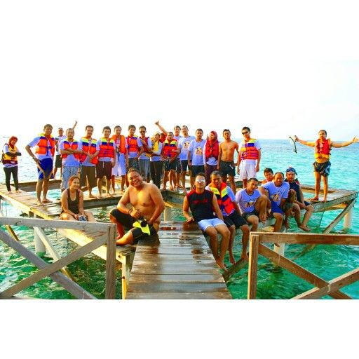 After Snorkeling