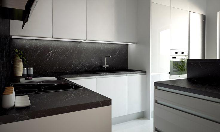 Moderné kuchynské linky sa od klasických odlišujú hlavne citlivejším poňatím tvarov, materiálov i detailov. Funkčnosť, bez ohľadu na tvar je pre ňu...