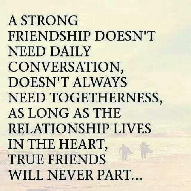 unbreakable friendship bond quotes