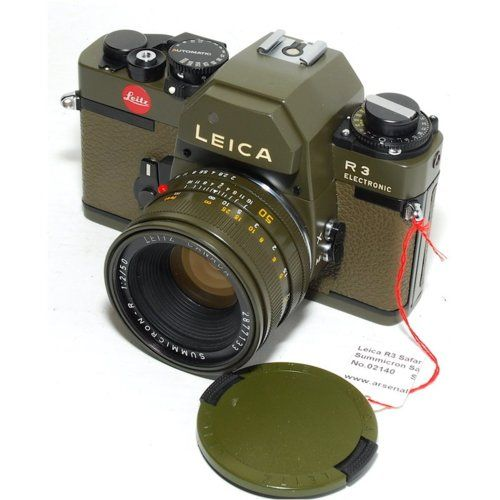 marvles:  Combat .. Leica Military R3