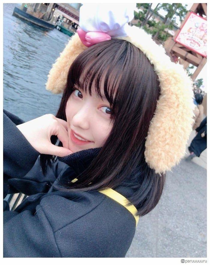 島崎遥香 彼女感溢れるディズニーショットに 可愛すぎ 天使 の声 モデルプレス 島崎遥香 モデル 女優