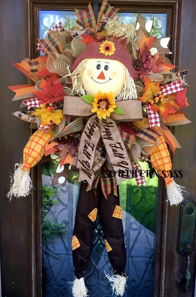 Diy Door Wreaths