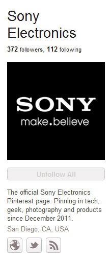 @Sony Electronics