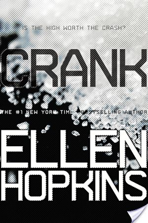 CrankbyEllen Hopkinsis sort of like Go Ask Alice, only 1000x better. Upon finishingCrank, I did not think drugs were cool.