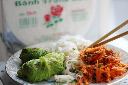 Vegankrubb - Veganska savoydolmar med perfekt tofufyllning
